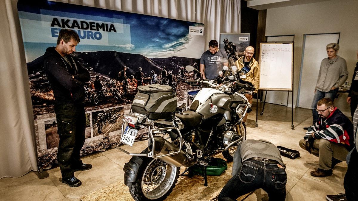 Szkolenie GS Survival w Akademii Enduro