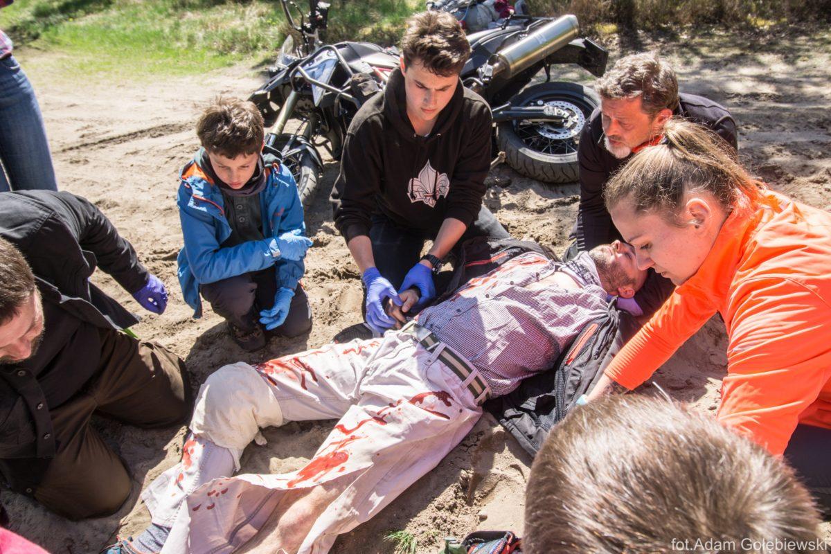 OFA Przygoda- kurs ratowniczy w terenie