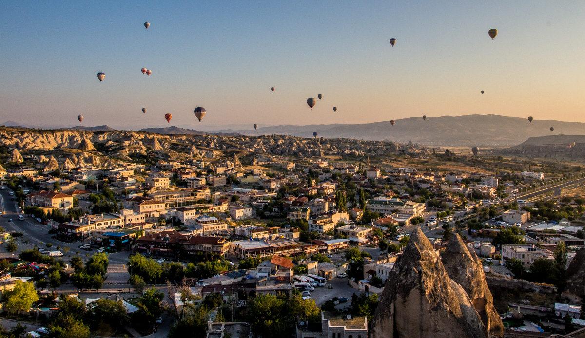 Turcja- trudne początki, ale poznajemy się lepiej