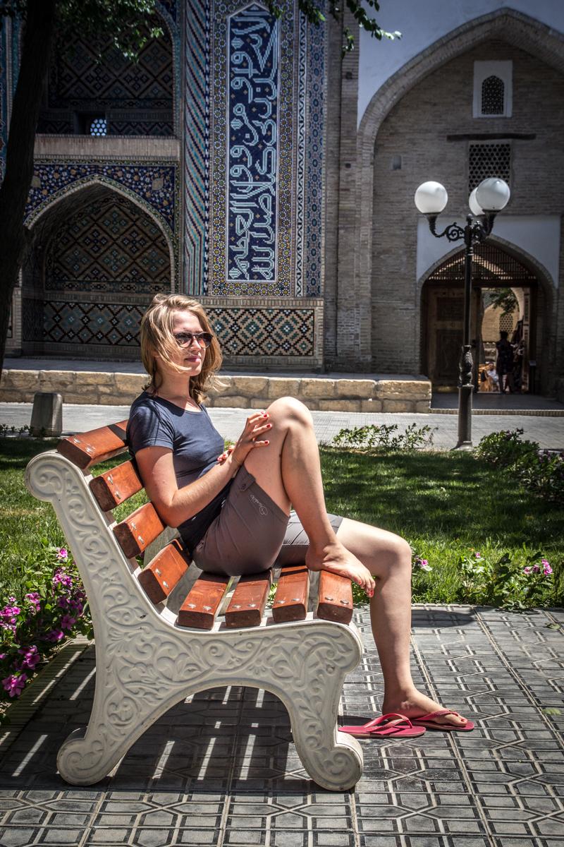 Uzbekistan- być kobietą, być kobietą…