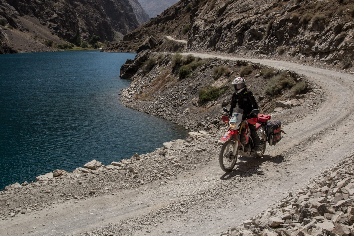 Tadżykistan- Wielkie WOW