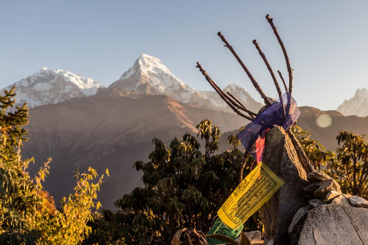 Ah ten Nepal!