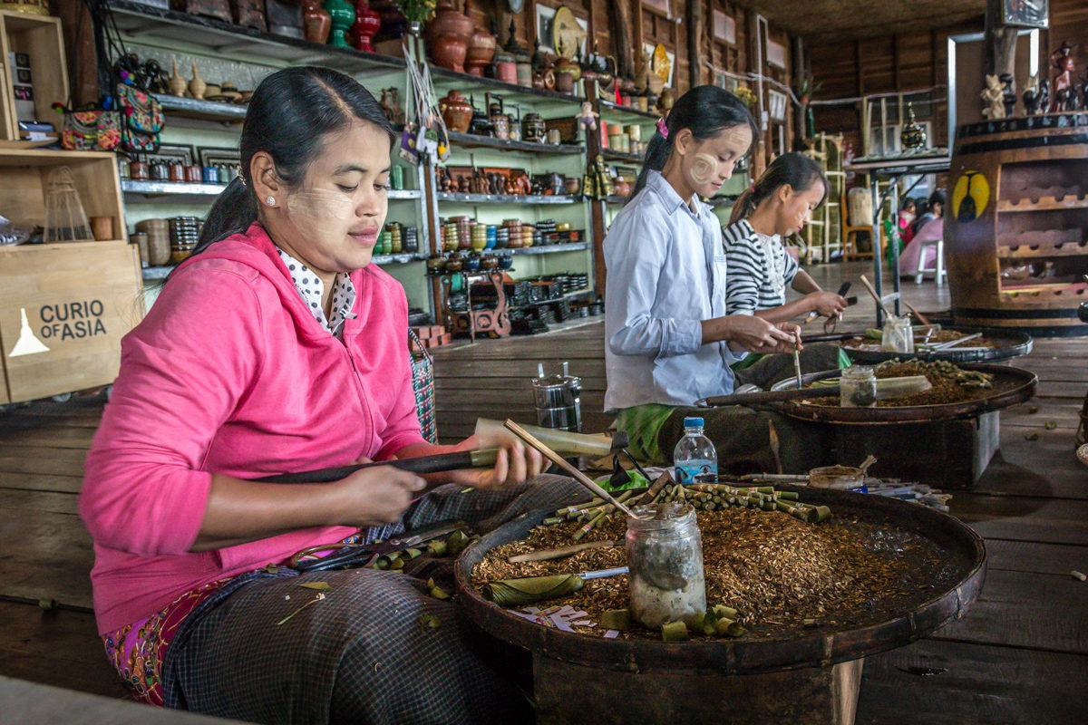Myanmar! Czyli jak to miło się miło zaskoczyć