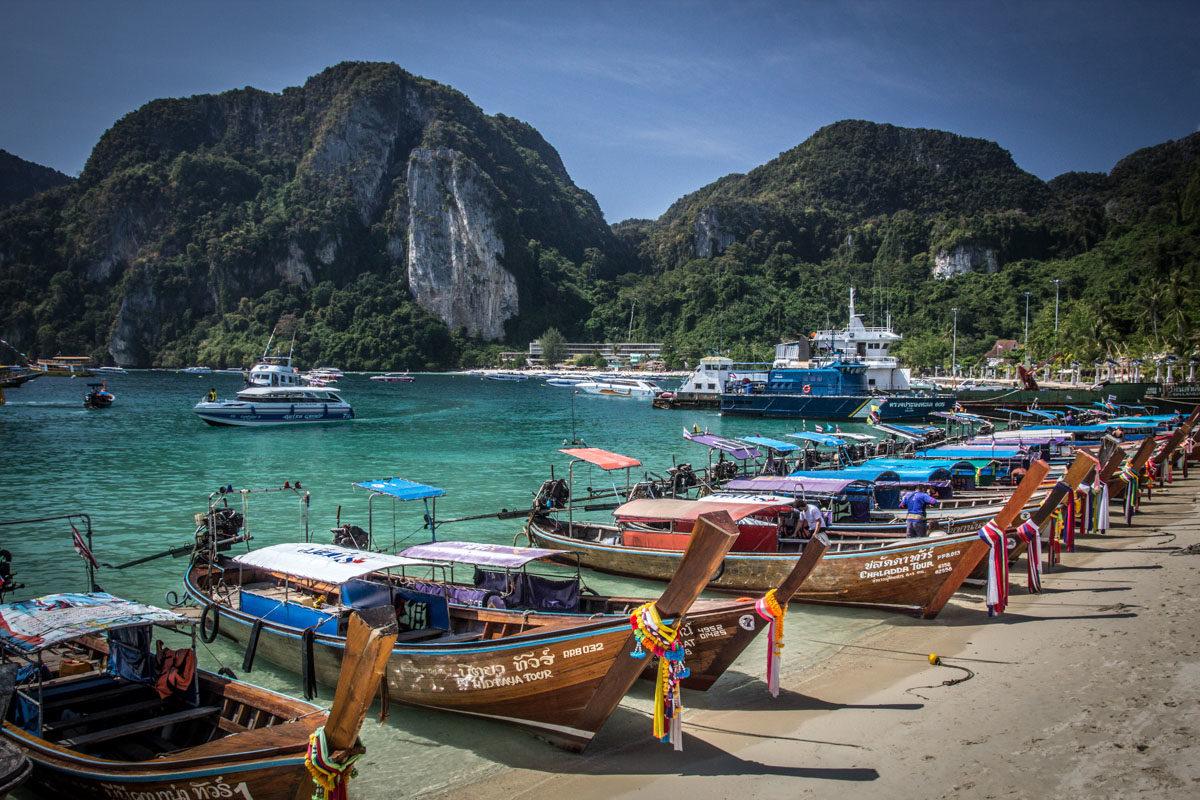 Tajlandia – Dojechać tam motocyklem
